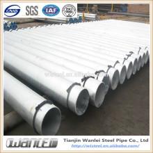 La galvanización en caliente galvanizada la fabricación del poste de la cerca del metal en China