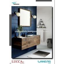 Vue de luxe Prix à bas prix Vanité de salle de bain