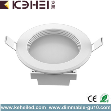 8W AC LED SMD Downlights med ingen drivrutin