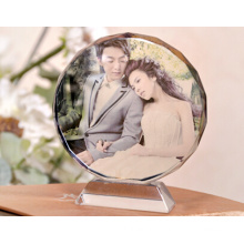 Crystal Blank para Photo Frame ou Inner Laser Gifts