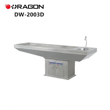 DW-2003D Overall Table Exhaust Stainless Steel Waterproof Socket Forensic Dissection