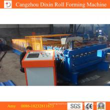 Machine de formage de rouleaux de panneaux usés