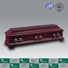 Luxes best design Germany style casket