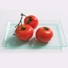 """7""""Rectangular Tray Plastic Plate Disposable Tray"""