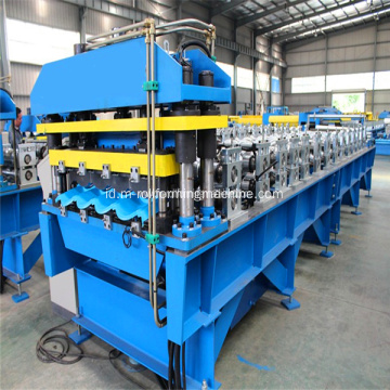 Genteng Roll Forming Machine