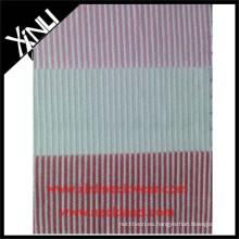 Tela al por mayor 100% del teñido anudado del algodón de la acción