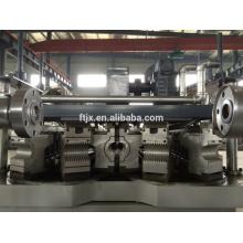 HDPE стали усилены линии производства труб PE стальные трубы машины