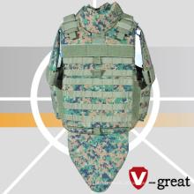 Nij 0101.06 Certified Balistic Armor Bulletproof Vest com melhor preço