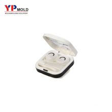 Plastic injection contact lens box case parts mould and products