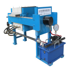Solid Liquid Separation Equipment small manual filter press