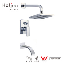 Haijun Trading Company Baño termostático montado en la pared de latón grifo de la ducha