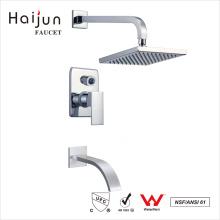 Haijun Trading Company Torneira de chuveiro de latão termostática de parede termostática