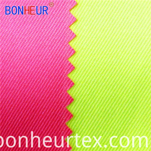 100% Polyester Fluorescent ANS-NZS1906.4 Waterproof Fabric