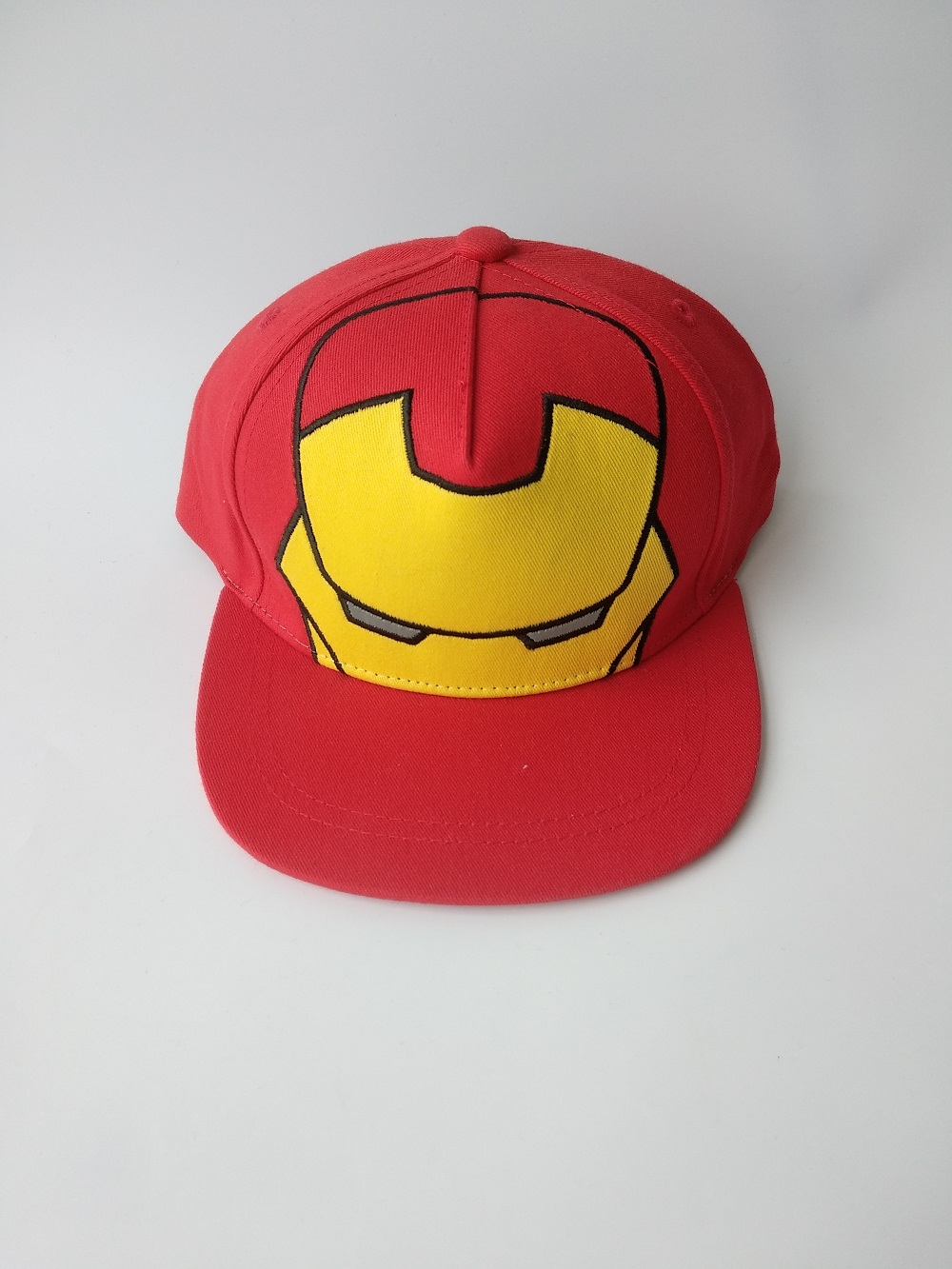 Classic Movie Characters Hip Hop Cap Red