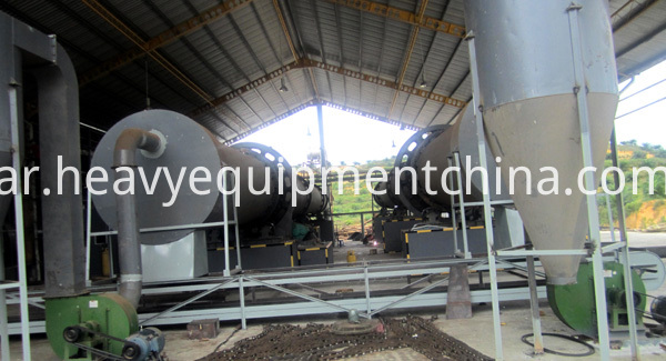 Coal Drum Drying Equipment