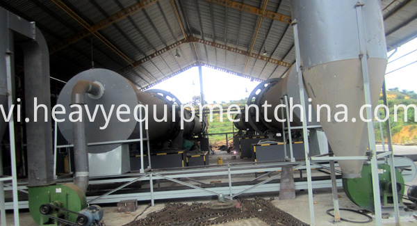 MSW Rotary Dryer