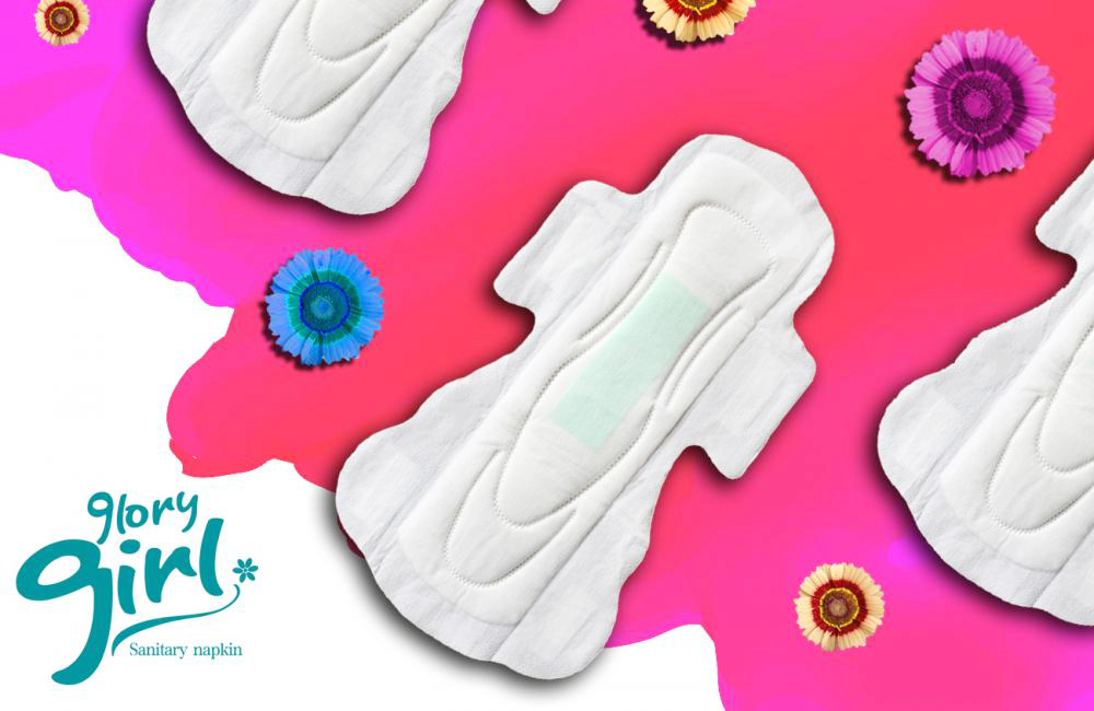 Breathabale Sanitary Towel