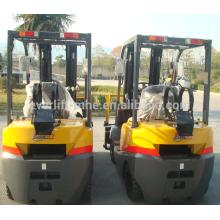 Empilhadeira a GLP, TCM Empilhadeira para empilhadeira de quatro rodas Empilhadeira para gasolina, alta qualidade e preço competitivo