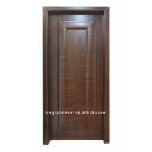 Puerta de madera maciza compuesta