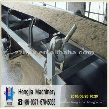 Transporte cinta transportadora para carga y descarga de carbón