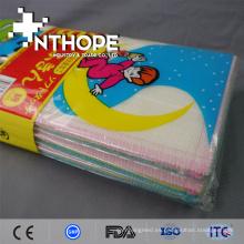 2014 nuevos suministros de alta calidad del paño de limpieza del algodón de la microfibra