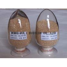 Cloruro de colina 60% maíz COB