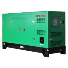Unite Power 22kw Soundproof Isuzu Engine Diesel Power Generation