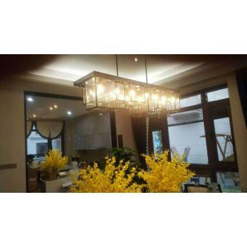 Iluminación de la lámpara de la decoración del comedor (KAG0007)