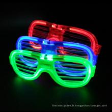 lunettes à led