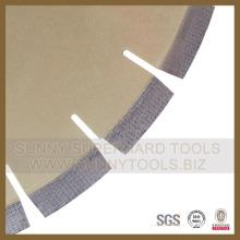 Diamond Segmented Circular Saw Blade for Reinforced Concrete (SY-DSB-62)