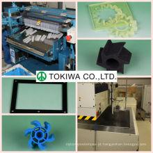 Fabricante de equipamentos originais de processamento de esponja e borracha de alta qualidade (OEM) em várias cores para vários usos. Feito no Japão