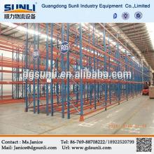 China Lieferanten Palettenregal Lager Ware