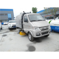 Small High Pressure Washing Sweeper Truck