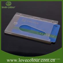 Neueste harte starre Plastik-ID-Kartenhalter