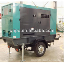 transport to South Africa diesel generator 30kw silent type