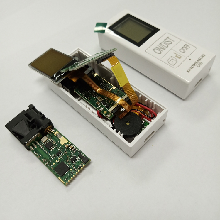 1m Laser Distance Meters Serial Output