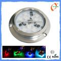 Qualität 27w IP68 LED Unterwasserlicht, SS 316 LED Yacht, Boot, Marine Licht