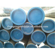 norma DIN 2448 st35.8 aço de carbono sem costura fina parede tubo & tubulação preços