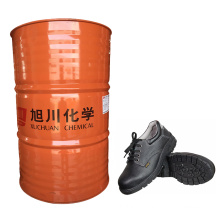 Safety shoes and one-step forming casual shoes material