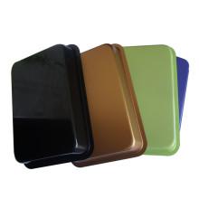 Buntes Dots Bakeware-tiefe Backform-Truthahn-Behälter