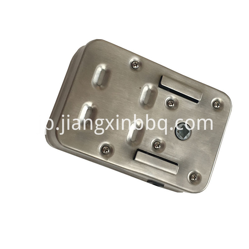 Stainless Steel Grill Battery Rotisserie Motor
