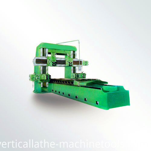 Double Column Planer Type Milling Machine