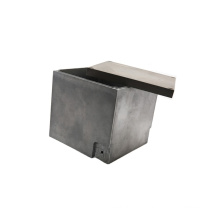 China Manufacturer Aluminum Black Anodize Die Casting Harvester Spare Parts