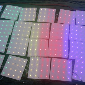 Disco Party Lighting DMX RGB Pixel Panel Light