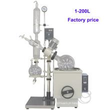 EUA venda quente evaporador rotativo destilação a vácuo turnkey