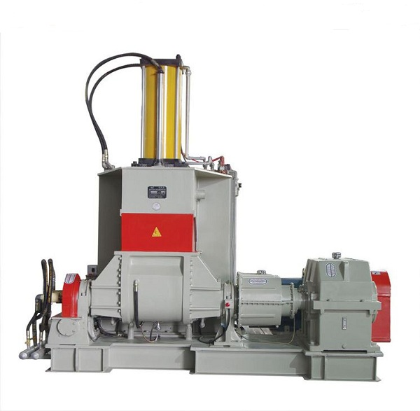 Rubber Plastic Internal Kneader Mixer Machine1