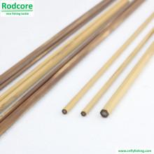 6ft 4wt Handgefertigte Splitted Tonkin Bambusfliegen Rod Blank