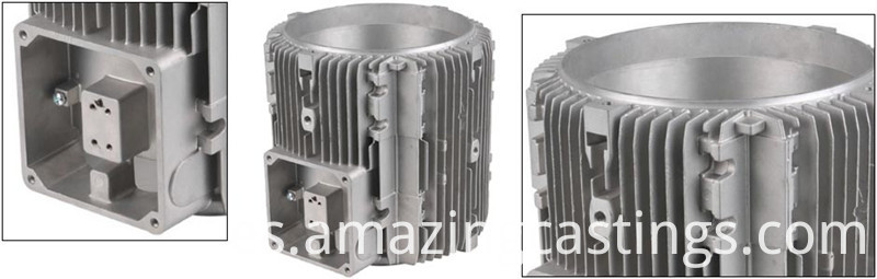 die casting supplier engine shell