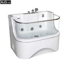 Aokeliya pet spa best and big dog grooming tubs with bubble and massage jet