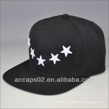 Caps e chapéus de snapback pretos personalizados 2013